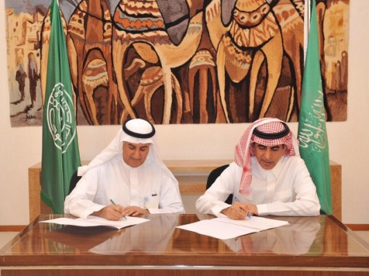 وزير التعليم ومحافظ النقد يوقِّعان اتفاقية لابتعاث 5000 طالب وطالبة - المواطن