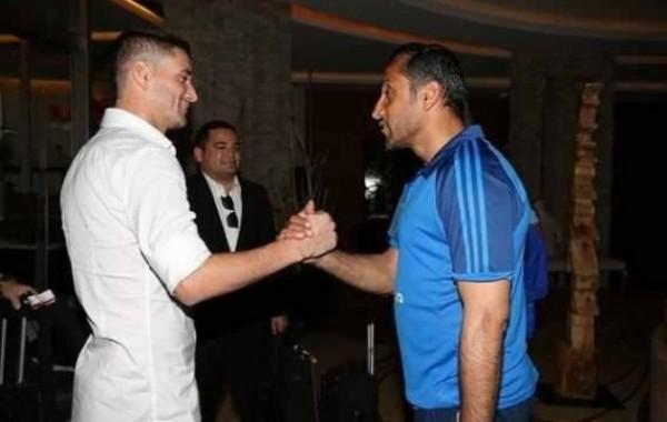 سامي الجابر يطالب انضمام تياجو نيفيز