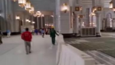 #تيوب_المواطن : شاهد .. سعودي يوثق توسعة الحرم الجديدة - المواطن