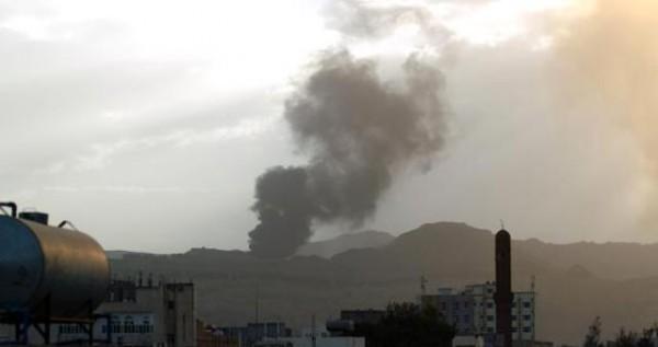 غارات-الحوثيين
