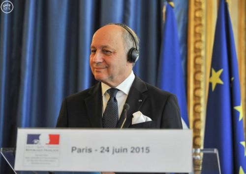 وزير الخارجية الفرنسي : قدمنا دراسة جدوى لبناء مفاعلين نوويين في السعودية - المواطن