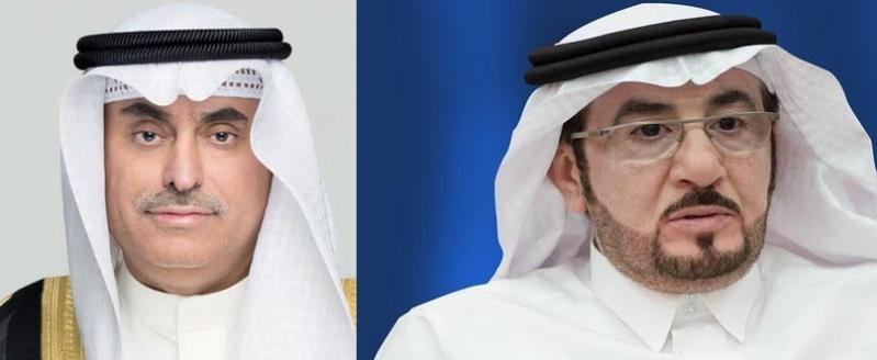 وزير الخدمة المدنية خالد العرج-horz