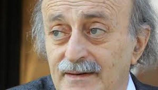 الزعيم-الدرزي-اللبناني-وليد-جنبلاط