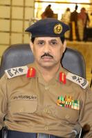 مدير الدفاع المدني بمنطقة القصيم اللواء علي بن عطالله العتيبي