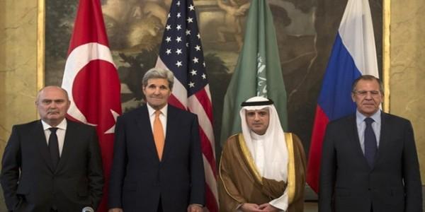 بالفيديو .. ملخص اجتماع وزراء خارجية #السعودية وأمريكا وروسيا - المواطن