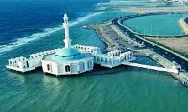 مسجد الرحمة بجدة