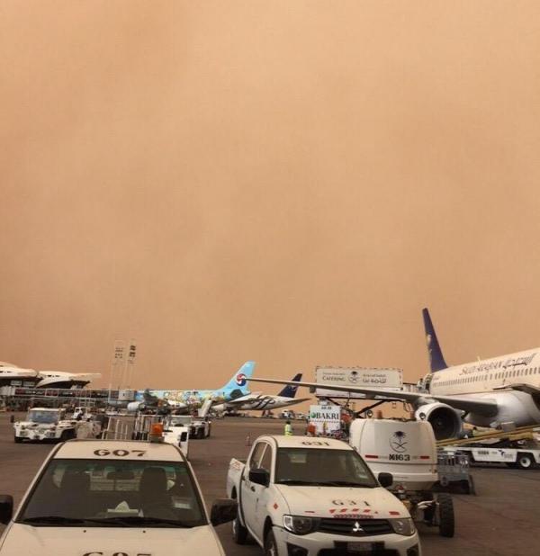غبار-الرياض (2)