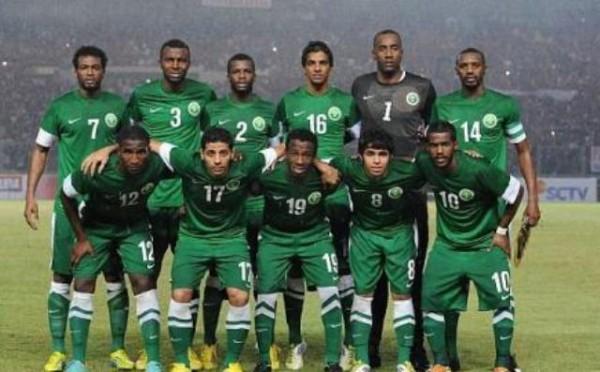 المنتخب السعودي 4