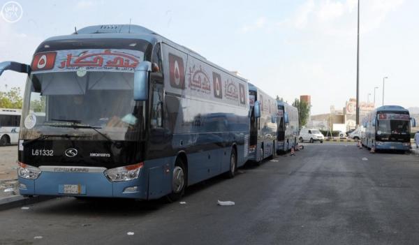 خطة نقابة السيارات استعداداً لنقل مليون و300 ألف حاج - المواطن