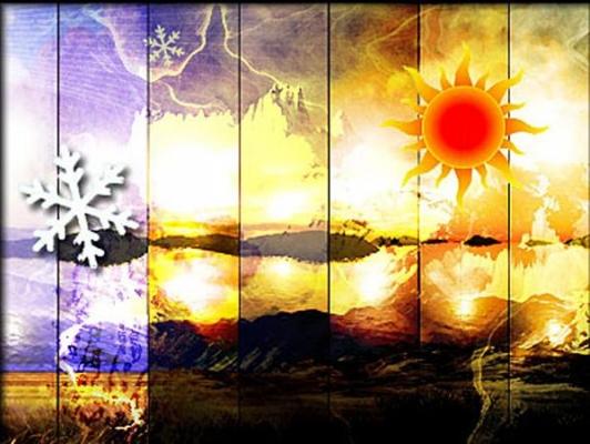 حرارة-الشمس