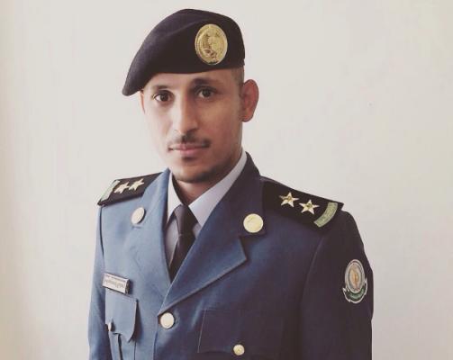 ابن عوض ملازم أول طبيب من الكلية الأمنية - المواطن
