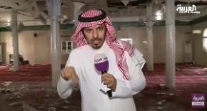قناة-العربية-داخل-مسجد-القديح