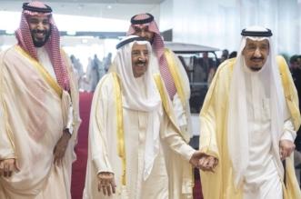 خادم الحرمين يقيم مأدبة غداء تكريماً لقادة ورؤساء وفود الدول العربية - المواطن