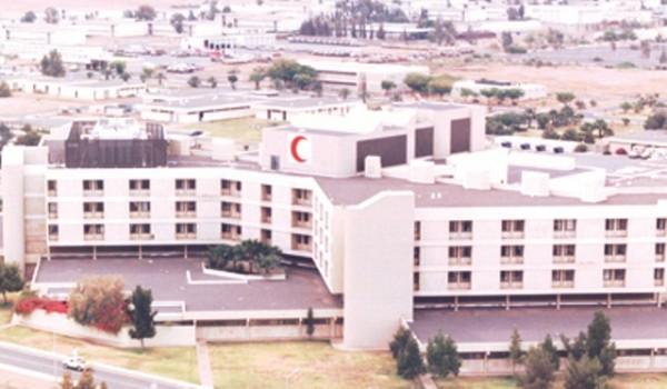 مستشفيات القوات المسلحة بالشمالية الغربية
