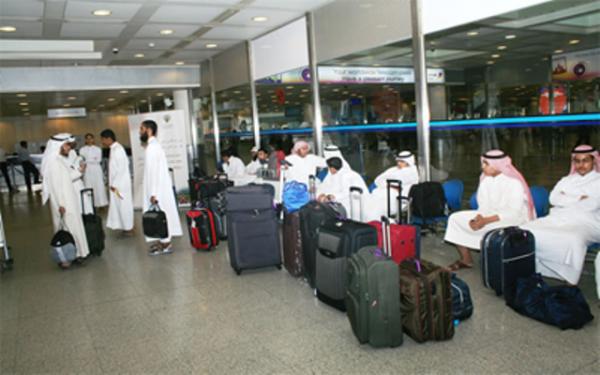 مطار-الكويت-صالة-الوصول
