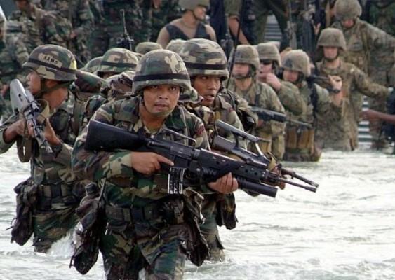 القوات-الماليزية