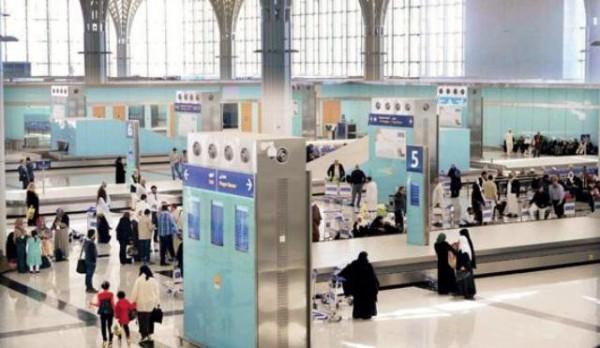 مطار-المدينة-المنورة