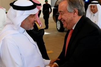 غوتيريس: احتواء مركز الملك سلمان للإغاثة الأطفال المجندين في اليمن عمل نبيل - المواطن