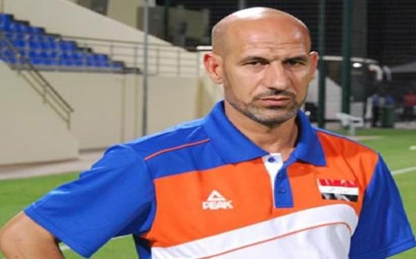 مدرب المنتخب العراقي راضي شنيشل