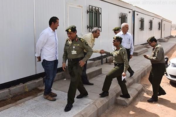 اللواء-اليحي-يتفقد-مبنى-جوازات-مكة (1)
