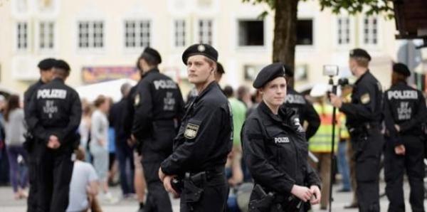 قوات-امن-المانيا