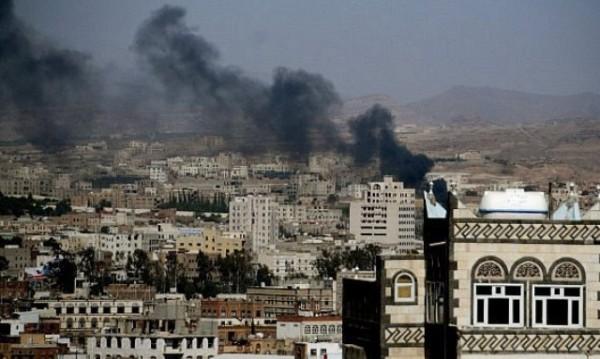 خمسة انفجارات تهز العاصمة اليمنية