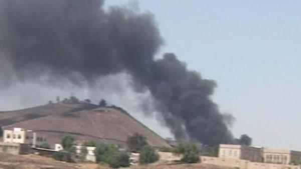 إصابات بانفجار مخزن أسلحة للحوثيين بالحديدة - المواطن