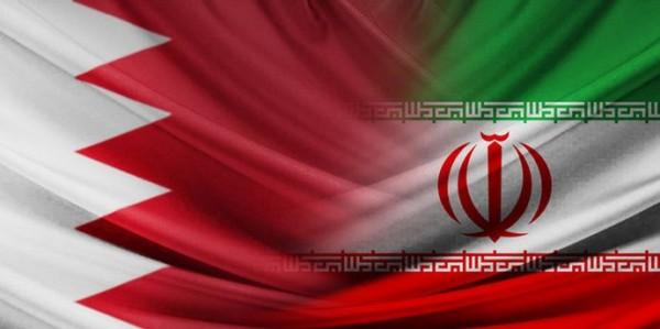 علم-ايران-و البحرين