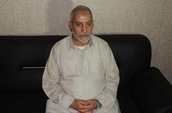 """مصر.. """"المؤبد"""" لمرشد الإخوان وإعدام 4 في قضايا عنف - المواطن"""