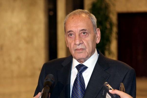 نبيه بري رئيسًا للبرلمان اللبناني للمرة السادسة - المواطن
