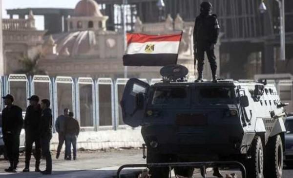 حريق بمصر