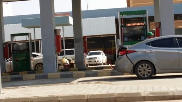 """محطة بنزين بالخرج تتحدى إغلاق """"التجارة"""" - المواطن"""