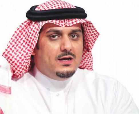 نواف بن سعد: سببان لتوقيع عقد الرعاية الجديد مع المملكة القابضة
