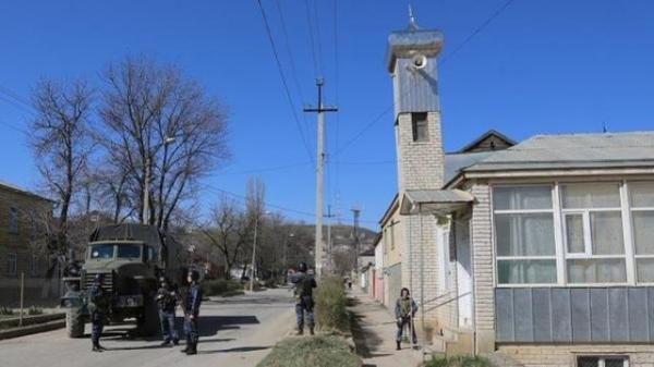 تصفية مسلح حاول تفجير محل تجاري في داغستان - المواطن