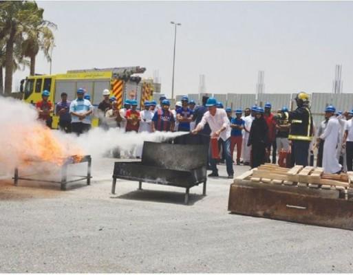 الكويت-تدريب-متطوعين-لحماية-المساجد