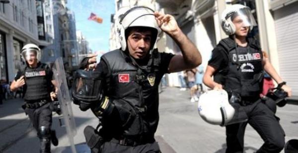 شرطة-تركيا