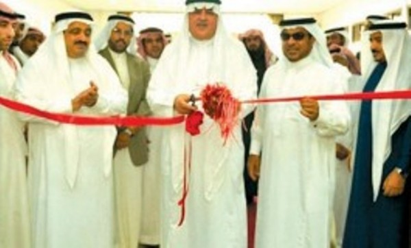 مدير جامعة الملك فيصل يفتح