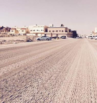 """مشروع إعادة سفلتة طرق الدار البيضاء بالرياض ينتظر """"نزاهة"""" - المواطن"""
