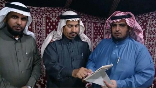 محافظ رأس تنورة محمد عبد الوهاب بودي