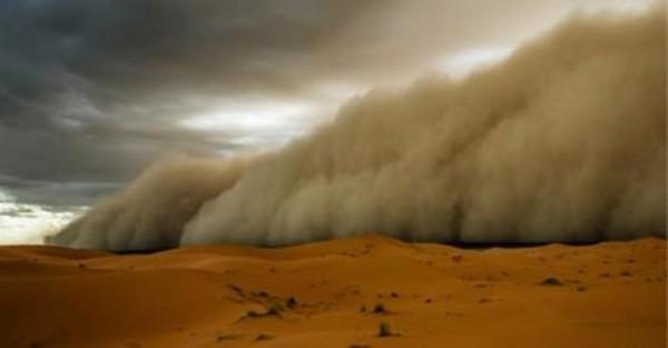 عاصفه رمليه
