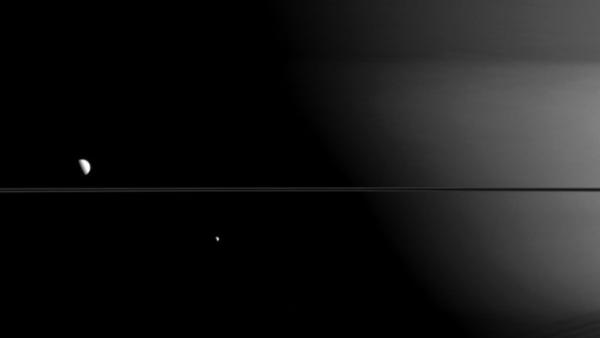 قمر-زحل