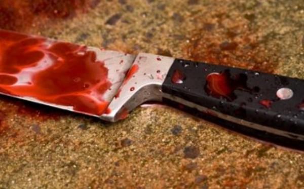 ضرب سكين