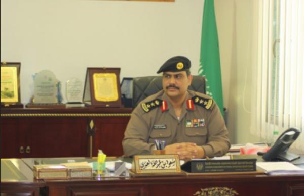 مدير شرطة الخفجي