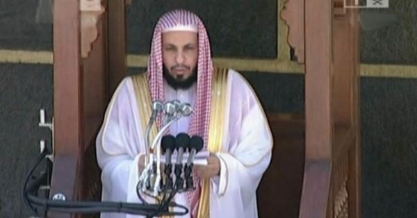 خطيب المسجد الحرام صالح آل طالب