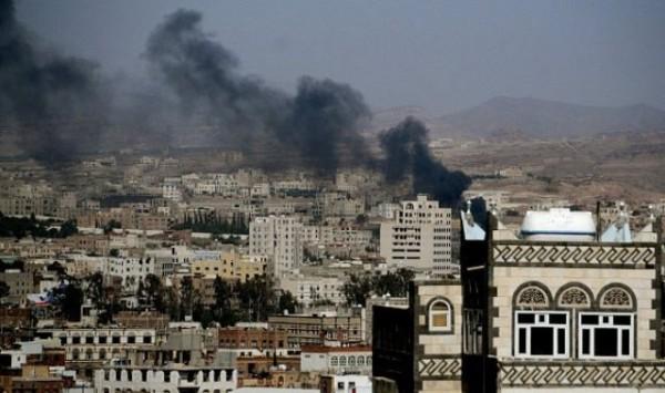 انفجار صنعاء