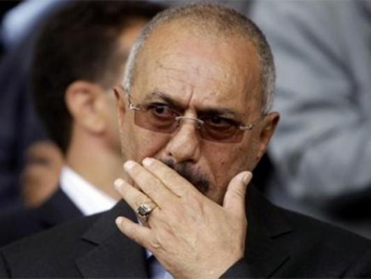 صالح يأمر إعلامه بفضح الحوثي : متطرف .. سنبيعه للتحالف - المواطن