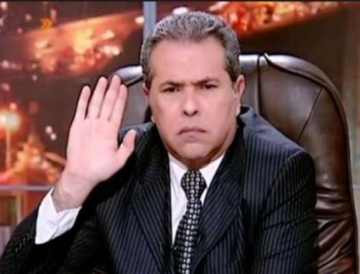 7d7b7da208f1e القبض على الإعلامي المصري توفيق عكاشة