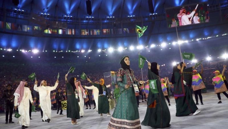 السعوديات في الالومبياد