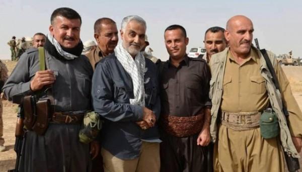 إصابة قائد الحرس الثوري الإيراني