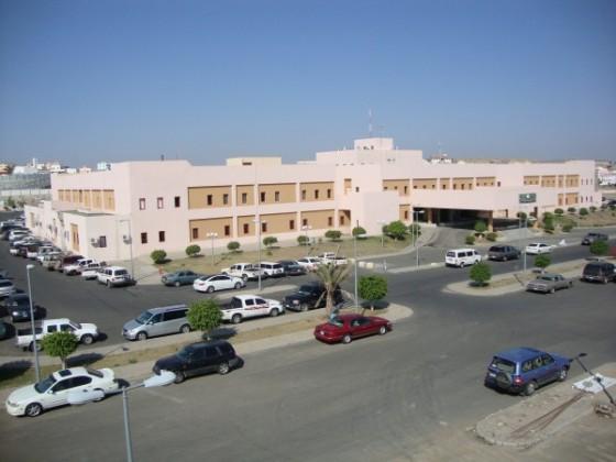 واجهة للمستشفى 3